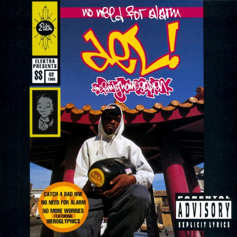 Del Tha Funkee Homosapien Shows Del Tha Funkee Homosapien no Need For Alarm 2lp