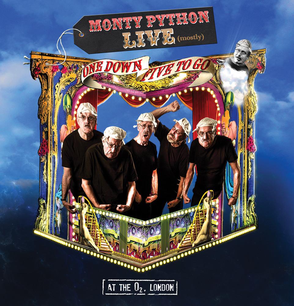 Custom Monty python penis song