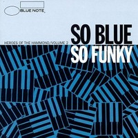 V/A : So blue so funky vol.2