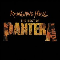 cd reinventing hell the best of pantera