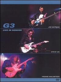 G3 (Satriani / Vai / Malmsteen): Live in Denver