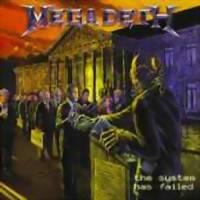 Megadeth: System has failed