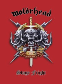 Motörhead : Stage fright