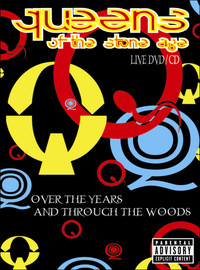 Queens Of The Stone Age : Over the years & through the woods -dvd+cd