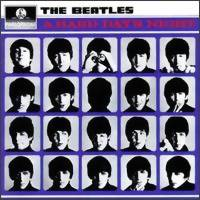 Beatles: A hard days night