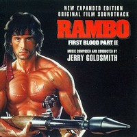 Soundtrack / Goldsmith, Jerry : Rambo - First Blood Part II