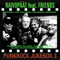 Raivopäät: Punkrock jukebox 3