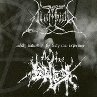 Angmar: Unholy Virtues / The Dirty Raw Experience -split