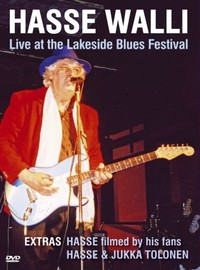 Walli, Hasse: Live at the lakeside blues festival