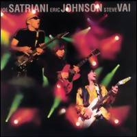 Satriani, Joe: G3 - Live in concert