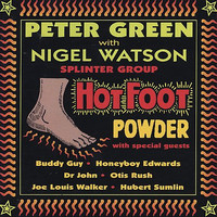 Green, Peter: Hot Foot Powder