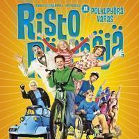 Soundtrack: Risto Räppääjä ja polkupyörävaras