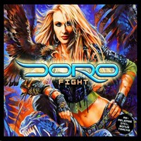 Doro : Fight -re-issue digipak