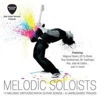V/A : Melodic Soloists - 17 Melodic Virtuoso Rock Guitar Songs