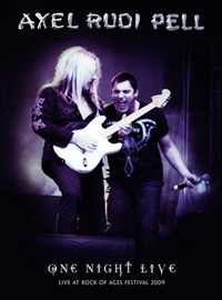 Pell, Axel Rudi: One night live