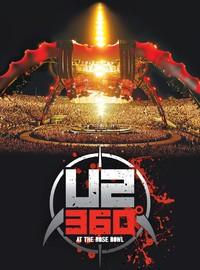 U2: 360 tour at the Rosebowl