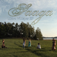 Saaga : Like a whisper EP
