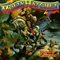 Molly Hatchet : Devil's canyon -gatefold 2LP