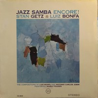 Getz, Stan / Bonfa, Luiz : Jazz Samba Encore!