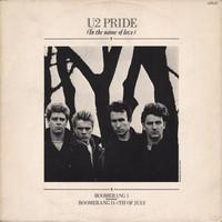 U2: Pride (In The Name Of Love)
