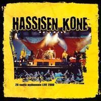 Hassisen Kone: 20 vuotta myöhemmin - live 2000
