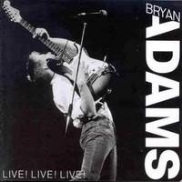 Adams, Bryan: Live live live