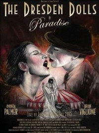 Dresden Dolls: Paradise dvd