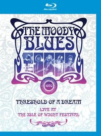Moody Blues: Live at the isle of Wight festival - Threshold of a dream