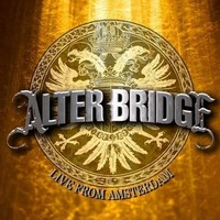 Alter Bridge: Live From Amsterdam - dvd/cd -