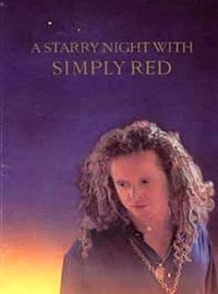 Simply Red: A starry night with