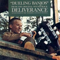 "Soundtrack: ""Dueling banjos"" / Deliverance"
