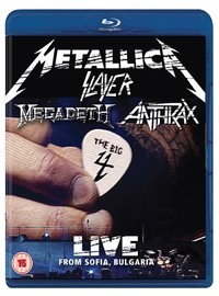 Anthrax / Megadeth / Metallica / Slayer : Big Four