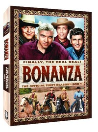 Bonanza - Season 1 Box 1