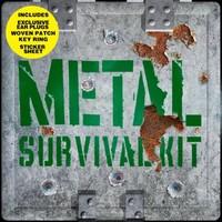 V/A: Metal survival kit -3cd+dvd