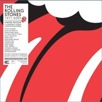 Rolling Stones : 1971-2005 - limited edition remastered vinyl boxset 2
