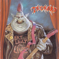 Tankard: Fat, Ugly And Live