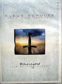Gerrard, Lisa / Schulze, Klaus : Rheingold: Live at the Loreley