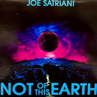 Satriani, Joe : Not Of This Earth