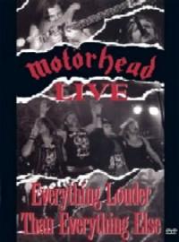 Motörhead : Everything Louder Than Everything Else