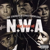 NWA: The best of - strength of street knowledge