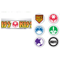 Kiss: Coaster set