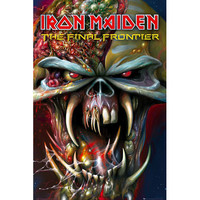 Iron Maiden : The Final Frontier