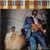 Charles, Ray : At Newport