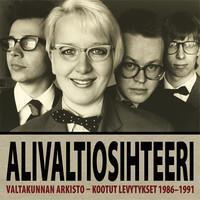 Alivaltiosihteeri: Valtakunnan arkisto - Kootut levytykset 1986-1991