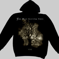 Man-Eating Tree : Cover