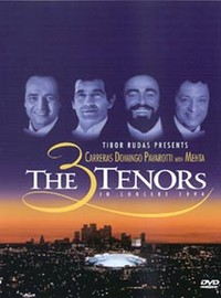Carreras, Jose: 3 Tenors In Concert 1994
