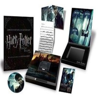Soundtrack: Harry Potter and Deathly Hollows part.1 -2cd+dvd+7""