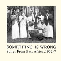 V/A: Something is wrong - Songs from East Africa 1952-7
