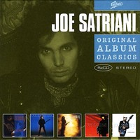 Satriani, Joe: Original album classics