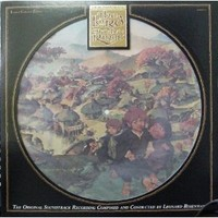 Soundtrack: Lord Of The Rings - Picture Disc